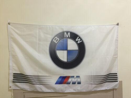 BMW M1 M2 M3 M4 M5 Coupe X Aalpina White Car Flag banner 3x5 ft Customization