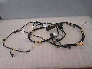 2011 2012 2013 2014 toyota sienna rear hatch tailgate wire ... hatch wiring harness
