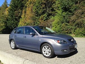 FS: 2008 Mazda 3 Sport GS 2.3L LOW KM