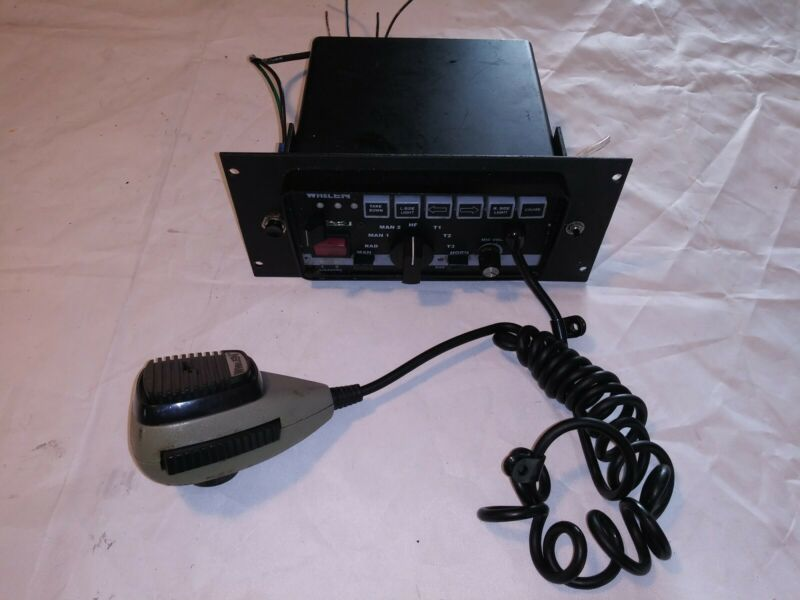 Whelen 295SLSA6 Controller