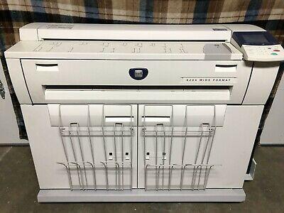 Xerox Wide Format Plotter Scanner Copier Model 6204