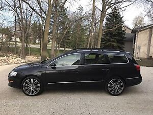 2008 VW Passat Wagon 2.0L Turbo - 2 sets of wheels