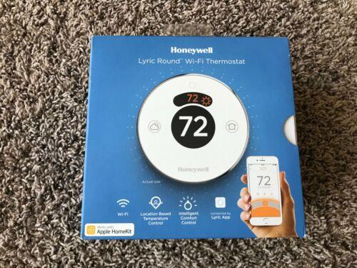 Honeywell Lyric Round Wi-Fi Thermostat - RCH9310WF5003/W