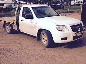 2007 Mazda BT50 Ute Moree Moree Plains Preview