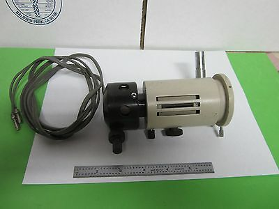 Microscope Part Olympus Japan Illuminator Housing Optics As Is Binp6-05
