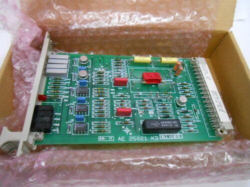ABB STAL 720088-1 BACK PRESSURE CONTROLLER CARD PCB CIRCUIT BOARD MODULE