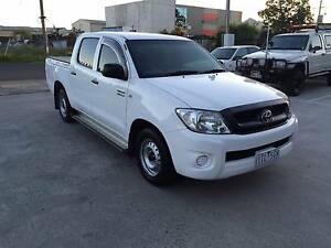 FOR SALE 2009 TOYOTA HILUX DUAL CAB  UTE EXCELLENT CONDITION! Craigieburn Hume Area Preview