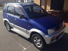 1999 Daihatsu Terios Wagon Pearsall Wanneroo Area Preview
