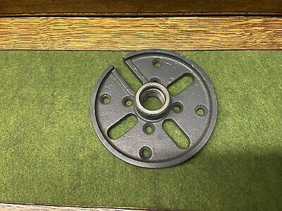 Lathe Face Plate 5 34 O.d. Thread Is 34 16 Tpi Craftsman Atlas Sherline