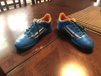 Adidas F 50 indoor soccer shoes $30