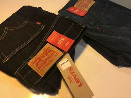 Levi's Skinny Jeans 510 Brand New