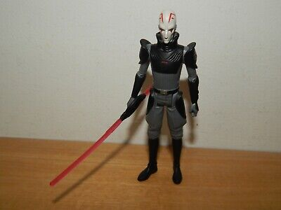 "STAR WARS REBELS INQUISITOR 3.75"" ACTION FIGURE #Q"