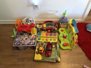 Huge lot of toys. AVAILABLE