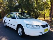 Toyota Camry Sedan CSI Low Kms 4cyl Long Rego White  Moorebank Liverpool Area Preview
