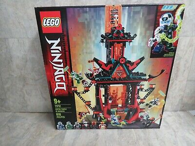 LEGO - Ninjago Empire Temple of Madness 71712