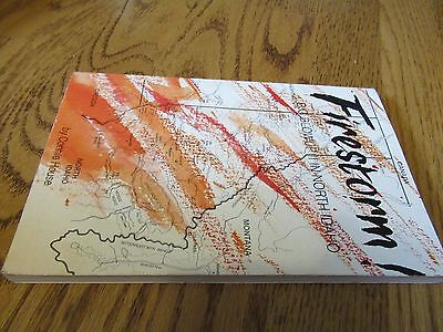 History North Idaho Panhandle Fires Local Firefighting Firestorm 1991 Hauser