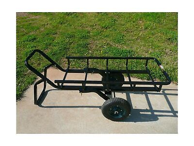 Viking Solutions Tilt-N-Go Combo Lifting and Transport with Hitch Adapter