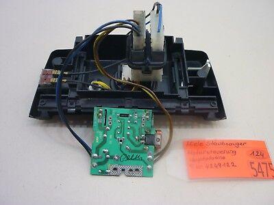 Miele Staubsauger Hauptplatine Elektronik T-Nr 4249122 (Elektronik Staubsauger)