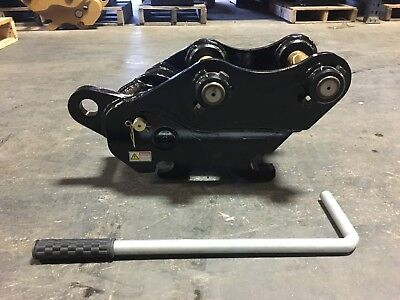 New Manual Quick Coupler For Takeuchi Tb240
