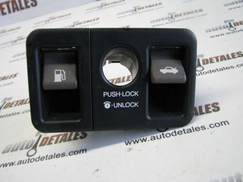 Lexus LS430 under-dash lock unlock release switch buttons 18A118 used 2006