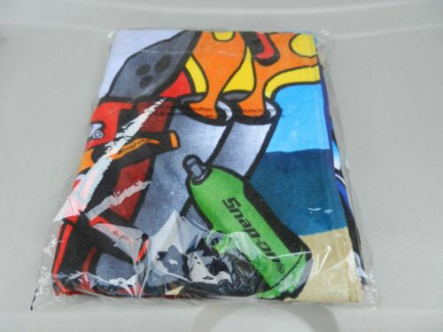 New Sealed Snap On Beach Towel Bath Tools Limited