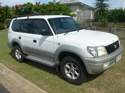 2002 Toyota Prado Pialba Fraser Coast Preview