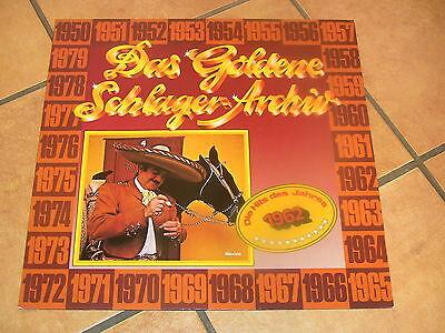 5/3 Das Goldene Schlager Archiv - Die Hits des Jahres 1962