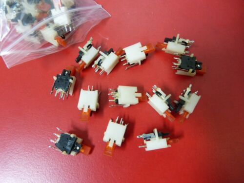 Hard to find push switch SPQ009F and LED GL-9HD-2 for Roland JX-3P and PG-200