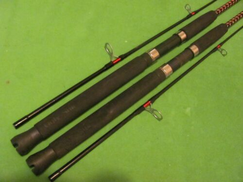 LOT OF 2 SHAKESPEARE UGLY STIK BIGWATER 7