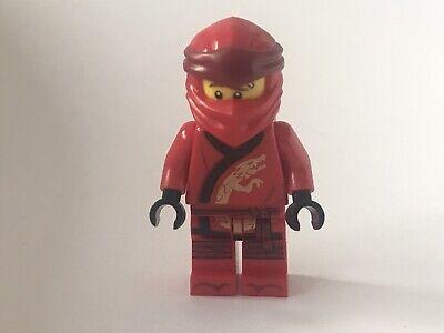 LEGO Ninjago Minifigure - Kai - Legacy (njo492) - New from set 70670