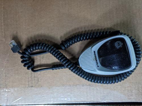 Motorola HMN1035c palm mobile mic microphone Maxtrac Radius CDM