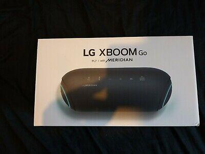 LG XBOOM Go PL7 Portable Bluetooth Speaker BASS!