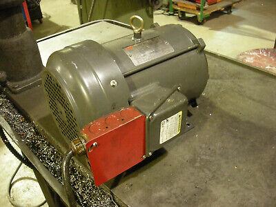 Dayton 1-12hp Electric Motor 1760 Rpm 208-230460 Vac 3 Phase 184 Frame