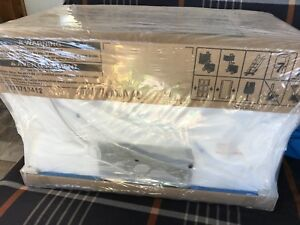 Over the range microwave still in box