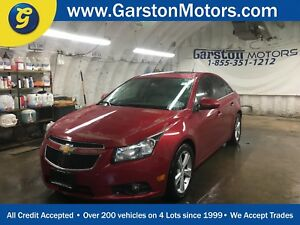 2012 Chevrolet Cruze LTZ*LEATHER*POWER SUNROOF*PIONEER AUDIO*ALL