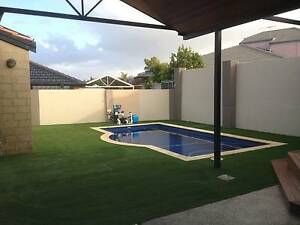 artificial turf & fencing&paving&patio Canning Vale Canning Area Preview