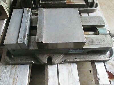 Used D80 Kurt 8 Milling Machine Vise With Handle Dp