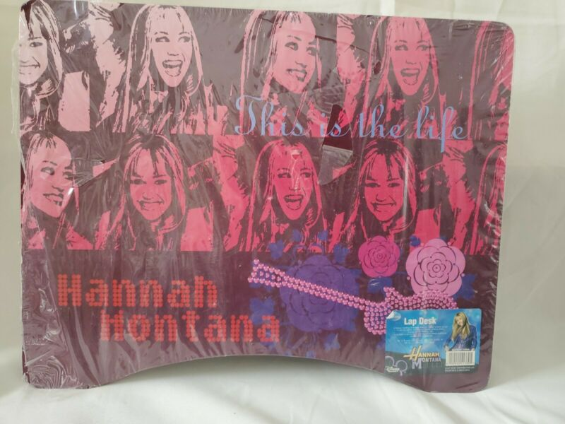 New Hannah Montana Lap Desk