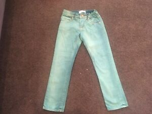 Children's EDP unisex jeans size 8 Kew Boroondara Area Preview