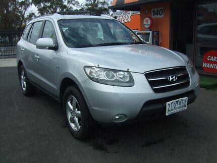 2009 Hyundai Santa Fe Wagon Turbo Diesel