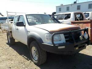 WRECKING 2008 FORD RANGER 4X4 3.0L TURBO DIESEL MANUAL North St Marys Penrith Area Preview