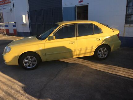 Wanted: 2006 Hyundai Accent