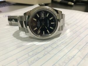 Rolex datejust 2 (41) mm 116300 North Sydney North Sydney Area Preview