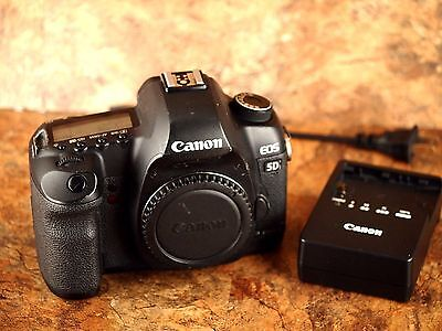 Canon EOS 5D Mark II Camera - 32,786 Shutter Count