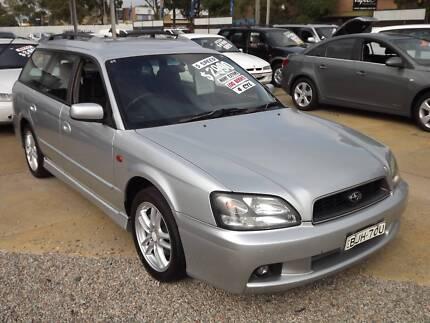 2002 Subaru Liberty Wagon Leumeah Campbelltown Area Preview