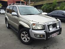 2003 Toyota LandCruiser Wagon Southport Gold Coast City Preview