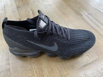 Nike Air Vapormax Flyknit 3. Immaculate Condition, Worn Once. Size 9 UK - Black