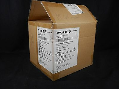 Vwr Advanded Protection Snap Front Lab Coats Pockets Medium 414004-378 Qty 20