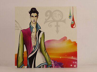 PRINCE 20 TEN (540) 9 Track Promo CD Album Card Sleeve NPG