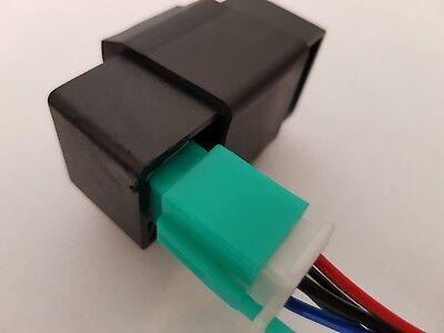 HONDA CUB 90 CDI UNIT ECU IGNITION BOX 5 PIN WITH CONNECTOR BLOCK NEW